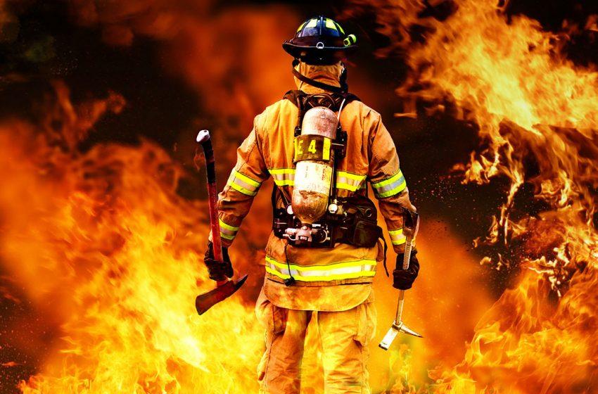 روز آتش نشان