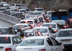 کاهش بار ترافیکی جاده های شمال