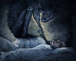 پدیده بختک یا فلج در خواب…