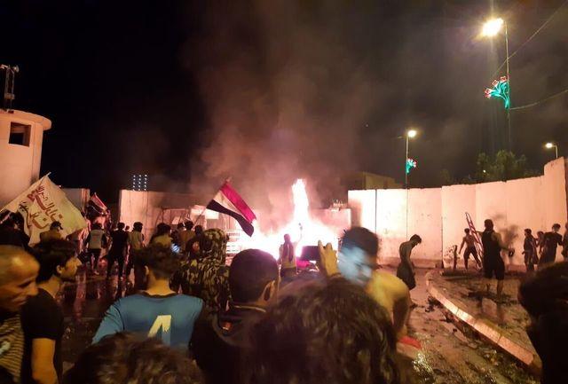 اعتراضات مردمی کربلا را نا آرام کرد