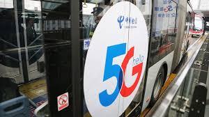 آغاز به کار اولین اتوبوس ۵G در چین