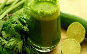 کاهش وزن با سبزی معطر