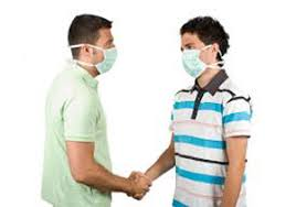 انتقال آنفولانزا، ظرف ۳۰ دقیقه از طریق دست آلوده