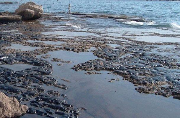 لکه نفتی در نزدیکی کیش مشاهده شد