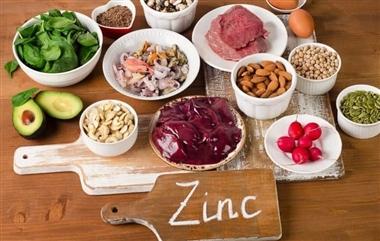 غذاهای غنی از زینک برای کوتاه کردن دوره آنفلوآنزا